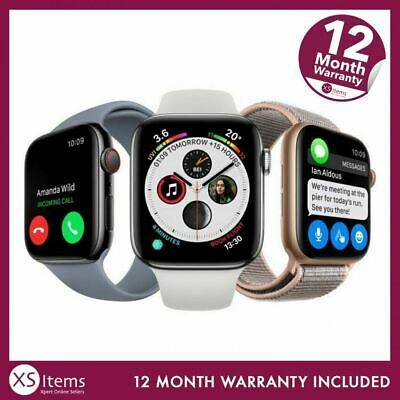 Apple Watch Series 4 40/44mm GPS/Cellular Aluminium/Steel Space Grey/Gold/Silver