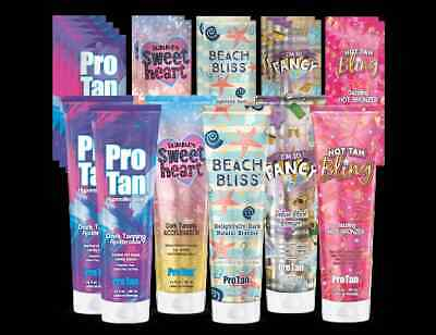 Pro Tan Love Me Intro Kit 2019 sunbed tanning lotion cream deal SALONS