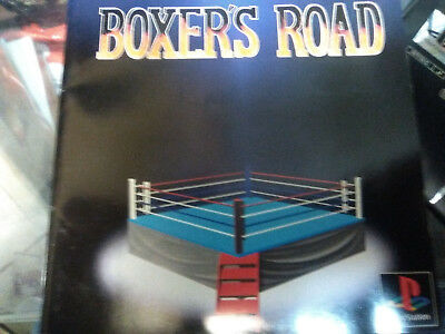 Boxer's Road Psx Playstation Game Games Giochi Console Ntsc J Play Station Sport