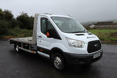2014 Ford Transit Recovery Unit Twin Wheel RWD