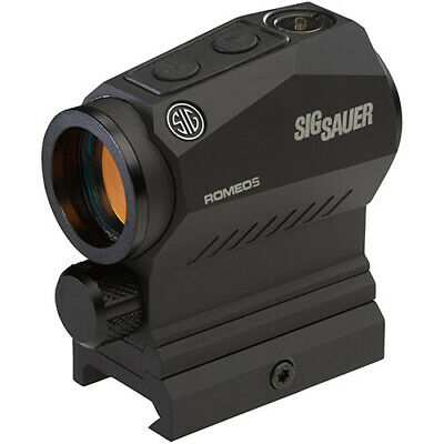 Sig Sauer Romeo5 And Juliet3 Combo 2 Moa Red Dot 3 Power Magnifier SORJ53101