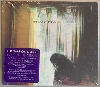 The War On Drugs - Lost in the Dream CD Sealed/New