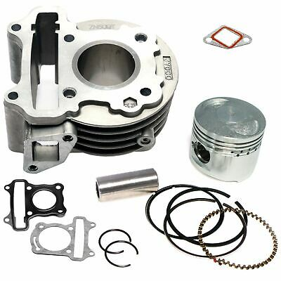 GY6 50cc Scooter Piston & Barrel Kit 139QMB