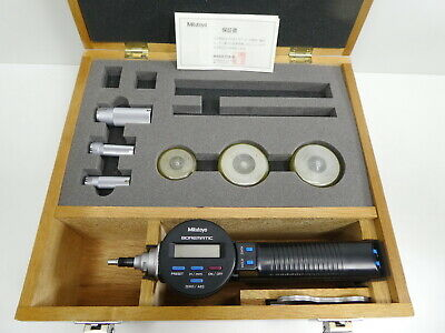 "Exc! Mitutoyo 568- Borematic Inside Micrometer 0,5""-1"" Bore Gage Gauge 12,5-25mm"