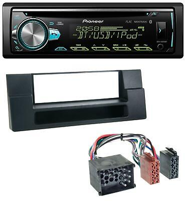 Pioneer AUX MP3 USB CD Bluetooth Autoradio für BMW X5 E53 5er E39 Rundpin Ablage