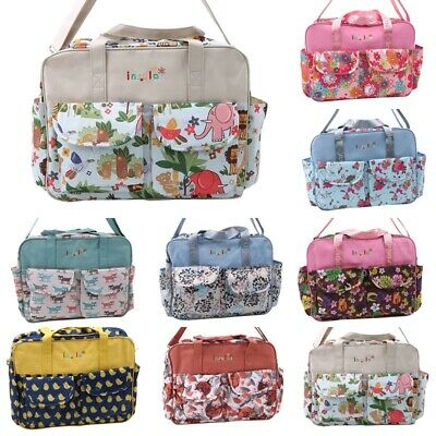 New Mummy Baby Diaper Bag Maternity Nappy Bag Waterproof Travel Backpack Useful