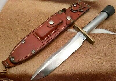 "Randall Made Knives Vietnam Era Model 18-7.5"" Crutchtip with Provenance!"