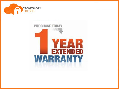 Upgrade Option Technology Locker 1 year Extended Warranty on item purchase