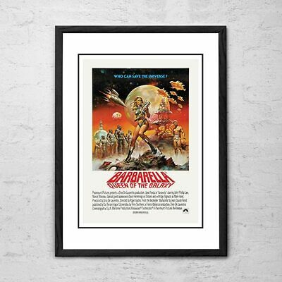 FRAMED Sci Fi Movie Posters 1960's | 9 Different Posters to choose from!