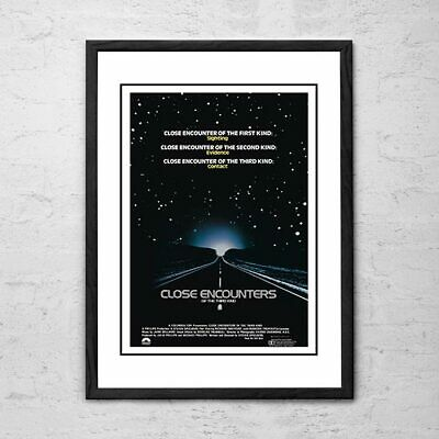 FRAMED Sci Fi Movie Posters 1970's | 9 Different Posters to choose from!