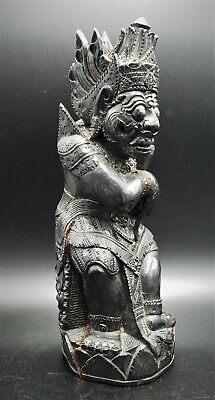 Vintage Ebony Hanuman From Indonesia