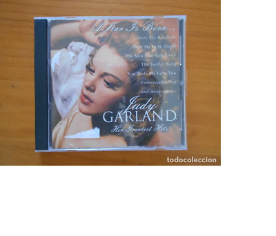 Cd A Star Is Born... Judy Garland - Her Greatest Hits (A6)