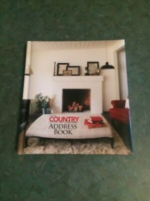 Australian Country Collections Address Book