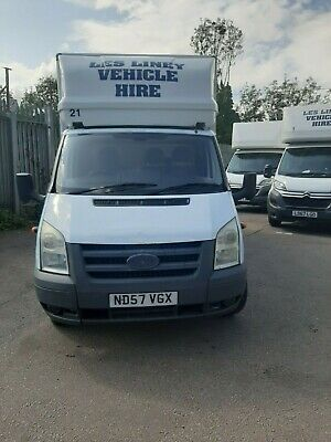 Ford Transit Luton Spares or Repair