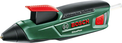 Bosch GluePen Cordless Glue Gun with Integrated 3.6 V Lithium-Ion Battery-New