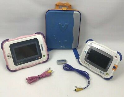 Innotab 1 Innotab 2 Bundle Console Kids Tablet Pink And Blue