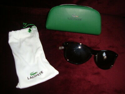 Rare Pair Authentic Lacoste Sunglasses  Unisex Style L616S 215
