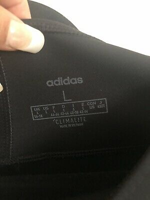 Adidas Black Climate Cool Flared Leggings Size 12 Women/'s Climate 365 Work Out