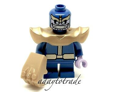 LEGO Marvel Super Heroes Mini Figure - Thanos 76072 SH363 R371