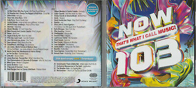 Now That's What I Call Music 103 - Now 103 Double Cd - Released 19.07.2019 - New