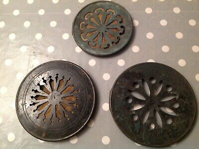 Antique Clock Case Back Door Collection Solid Brass Spare Part 142 142 & 118mm