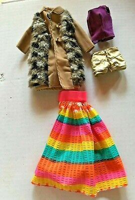 Vintage Barbie Part Outfits for sets  #3491, #3492 and #3362