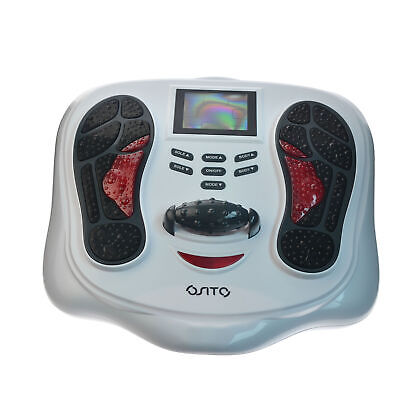 Infrared  Heated Foot Massager Health Circulation Booster With Remote Control