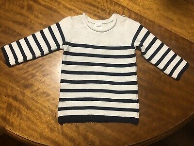 Baby Seed 2x Size 0 (6-12months) Boys Knits