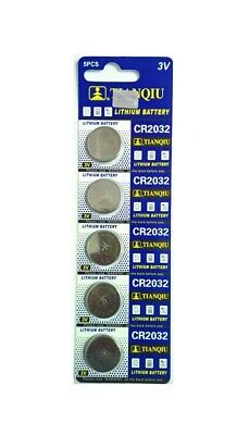 CR2032 battery 3V Button Coin 5-20pcs Battery Melbourne Stock