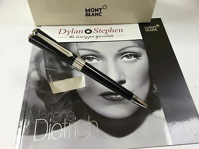 Montblanc Marlene Dietrich special edition muses ballpoint pen