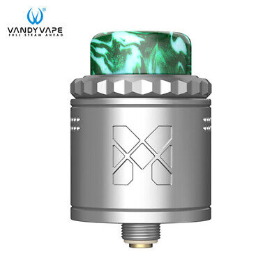 Authentic Vandy Vape M V2 Meshed II BF RDA - Silver