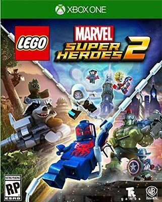 LEGO Marvel Superheroes 2(Brand New) - Xbox One, Free Shipping