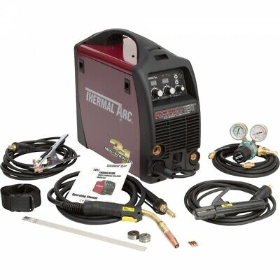 Thermal-Arc Fabricator 181i MIG/TIG/ARC Multi Purpose 3in1 Welder Inverter 240v