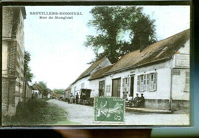 Sauvillers Mongival Le Cafe