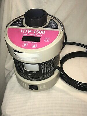 ADROIT HTP-1500 Heat Therapy Pump with Hoses Model 3101-1005