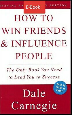 How to Win Friends & Influence People (Read Description)