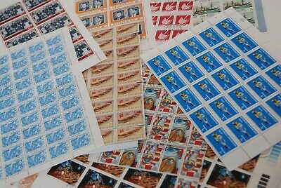 Collection of Approx 320 Mixed Vintage WORLDWIDE STAMPS (APOLLO, KENNEDYS  ETC)