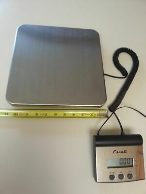 Escali S100 Digital Shipping Scale Weighs up to 220Lbs