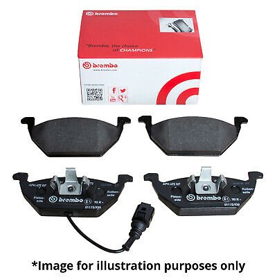 Genuine Brembo Brakes Front Brake Pad Set Brake Pads P16013 Brake Kit