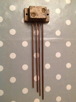 Antique Westminster 4 Rod Chime Gong Flat 30mm Tall 60mm Wide Longest Rod 210mm