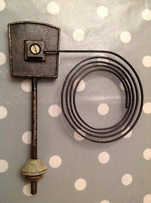 Antique Clock Chime Flat Wire Gong Antique Clock Part 170x150mm