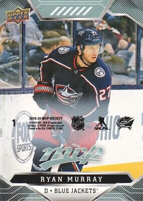 2019-20 Upper Deck MVP Puzzle Back PARALLEL Hockey Cards Pick From List
