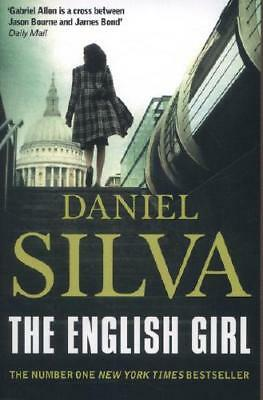 The English Girl by Daniel Silva (author)
