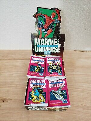 1992 Marvel Universe Series 3 - 1 Unopen Pack 12 Cards