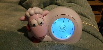 Zazu Brand sleep sheep clock