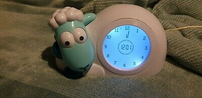 Zazu Brand Sam the Sheep Sleep clock