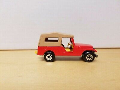Matchbox SUPERFAST CJ6 JEEP No. 53 NM+