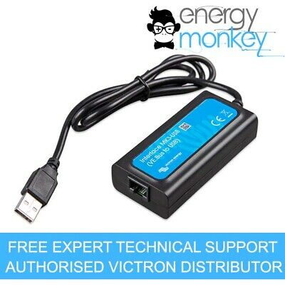 Victron Speciality USB MK3 Interface for Phoenix Multiplus Quattro ASS030140000
