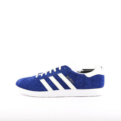 Mens Adidas Originals Gazelle Mystery Ink/Off White Trainers (CMF5) RRP £74.99