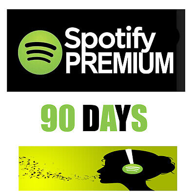 Spotify 3 Months 90 DAYS Premium Subscription Fully Private & Warranty Worldwide